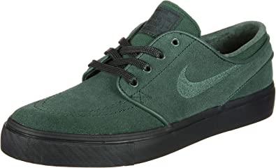 tribu malla viuda  Nike Zoom Stefan Janoski, Zapatillas para Hombre, Multicolor (Midnight Green/Black  001), 39 EU: Amazon.es: Zapatos y complementos