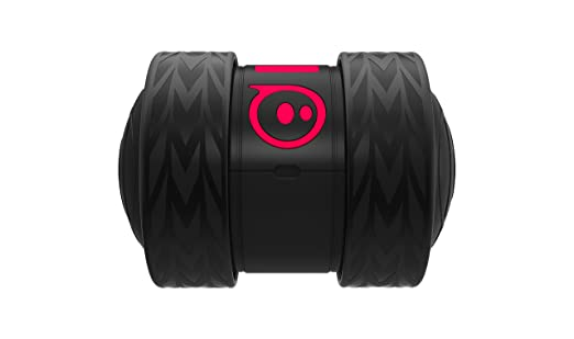 Sphero App Controlled Ollie Darkside Robot (Black) Toys at amazon