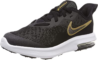 Nike Air Max Sequent 4 SH (PS), Chaussures de Fitness Fille