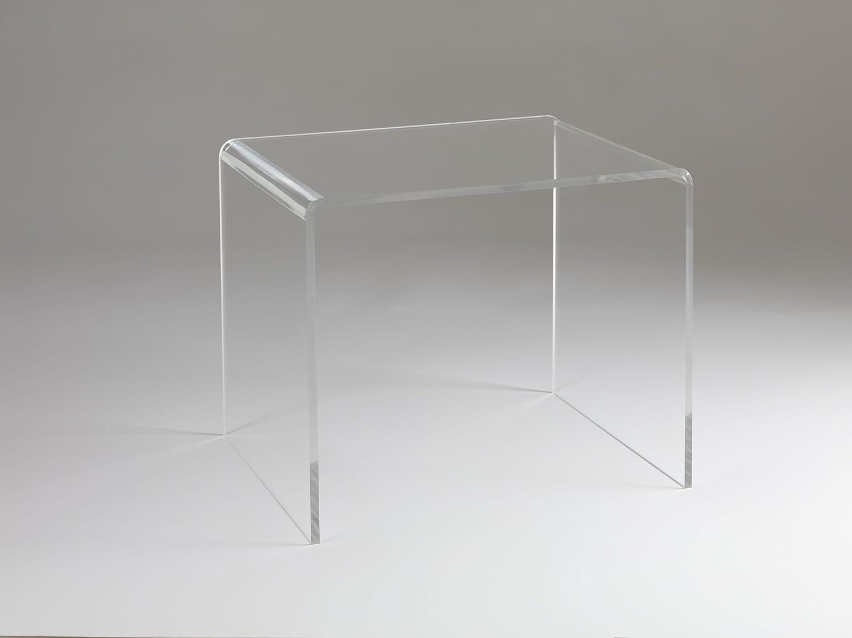 Tavolino plex basso tavolo plex tavolo plexiglass trasparente 04 ...
