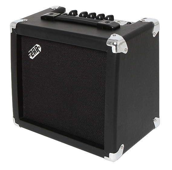 Tenson F502540 - Pack guitarra eléctrica RC-100, color negro: Amazon.es: Instrumentos musicales