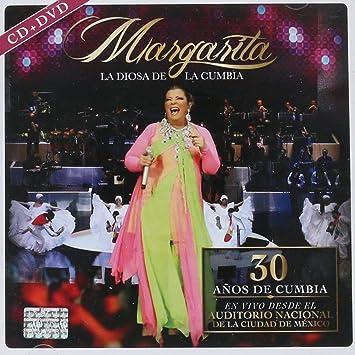 30 Años De Cumbia Cd+dvd En Vivo Desde El Auditorio Nacional