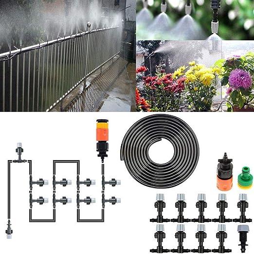 Rebeca Shop Tubo pulverizador Agua para Uso Externo con 10 ...