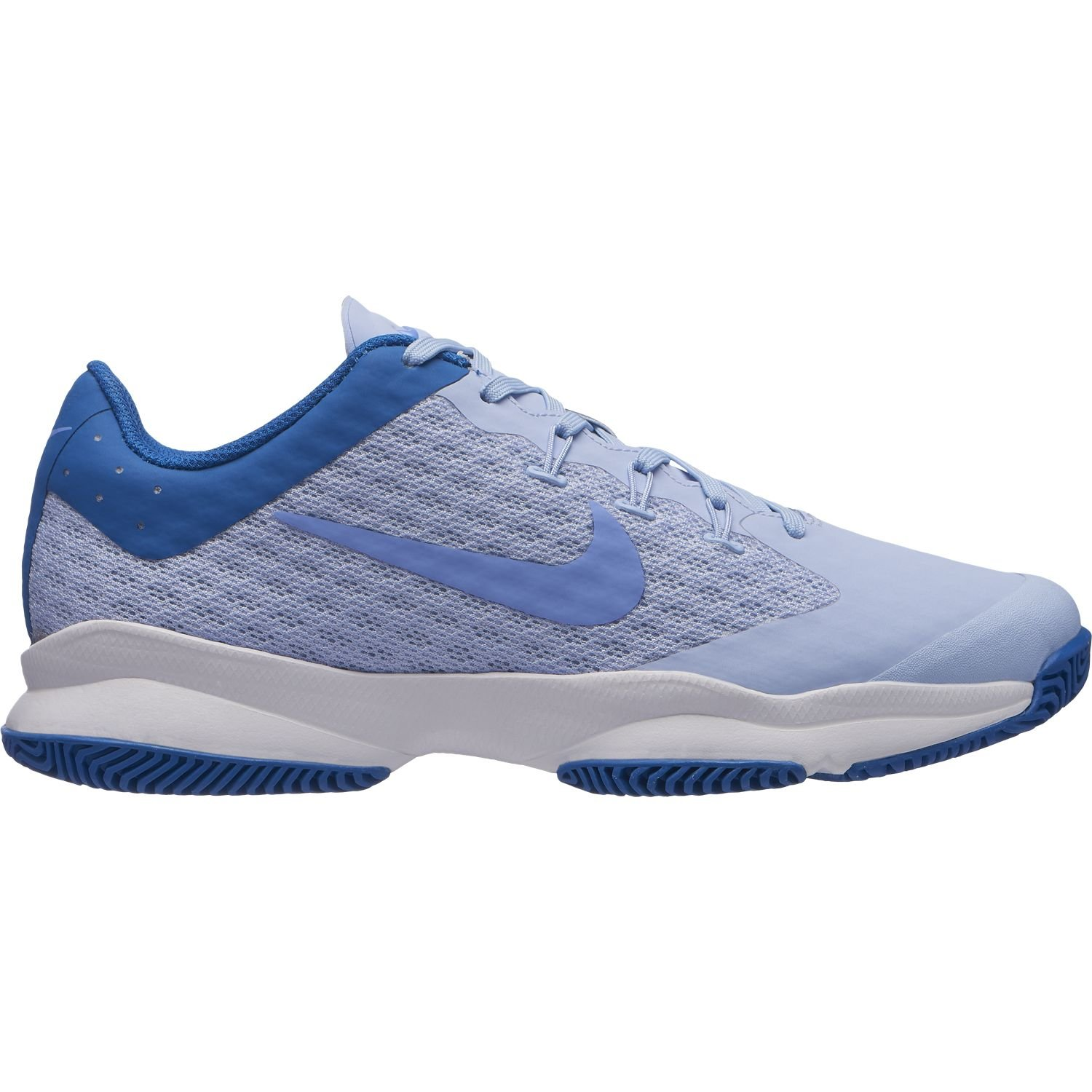 NIKE Women's Air Zoom Ultra Tennis Shoes B078BGCRQH 8.5 M US|Royal Tint/Monarch Purple/White