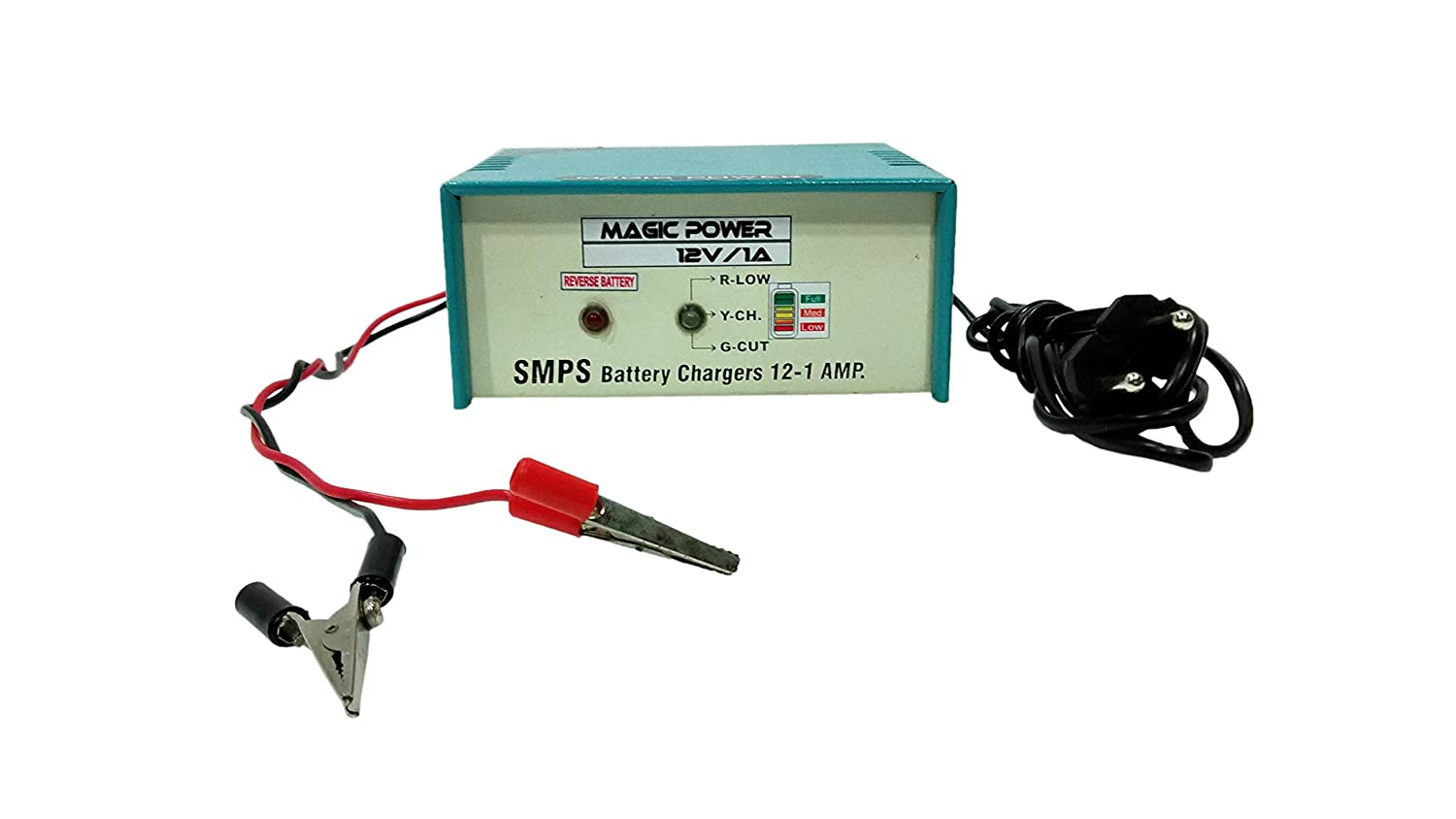 Magic Power 12v 1a Charger For 75mah Battery And 2 Circuit Cellphone Using Bike Solar Electronics