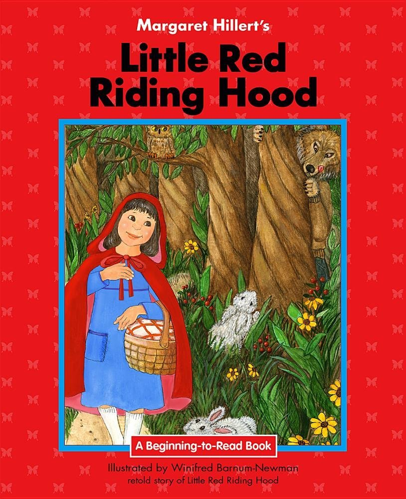 Little Red Riding Hood: 21st Century Edition (Beginning-to-Read: Fairy Tales and Folklore) by Norwood House Pr
