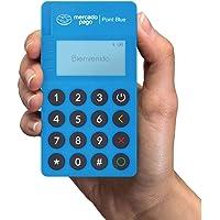 Point Blue Lector Lector de Tarjetas de Crédito y Débito, Color Azul, Único