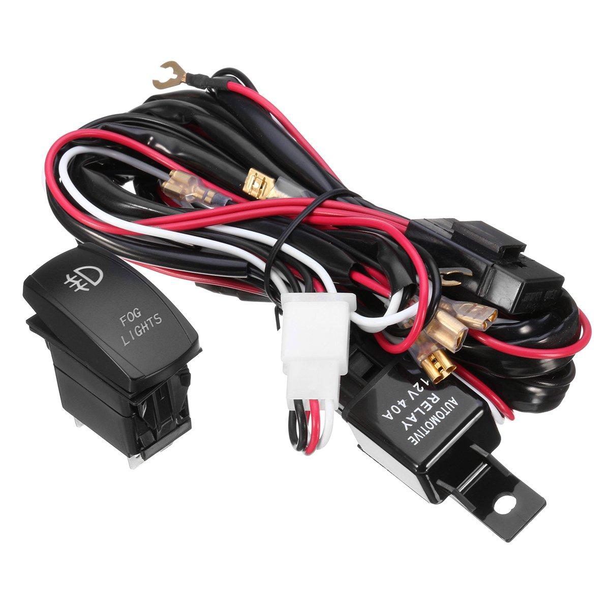 12v Rocker Switch Wiring - Wiring Diagram Filter