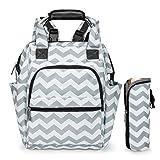 Srotek Diaper Bag Backpack Large Baby Bag