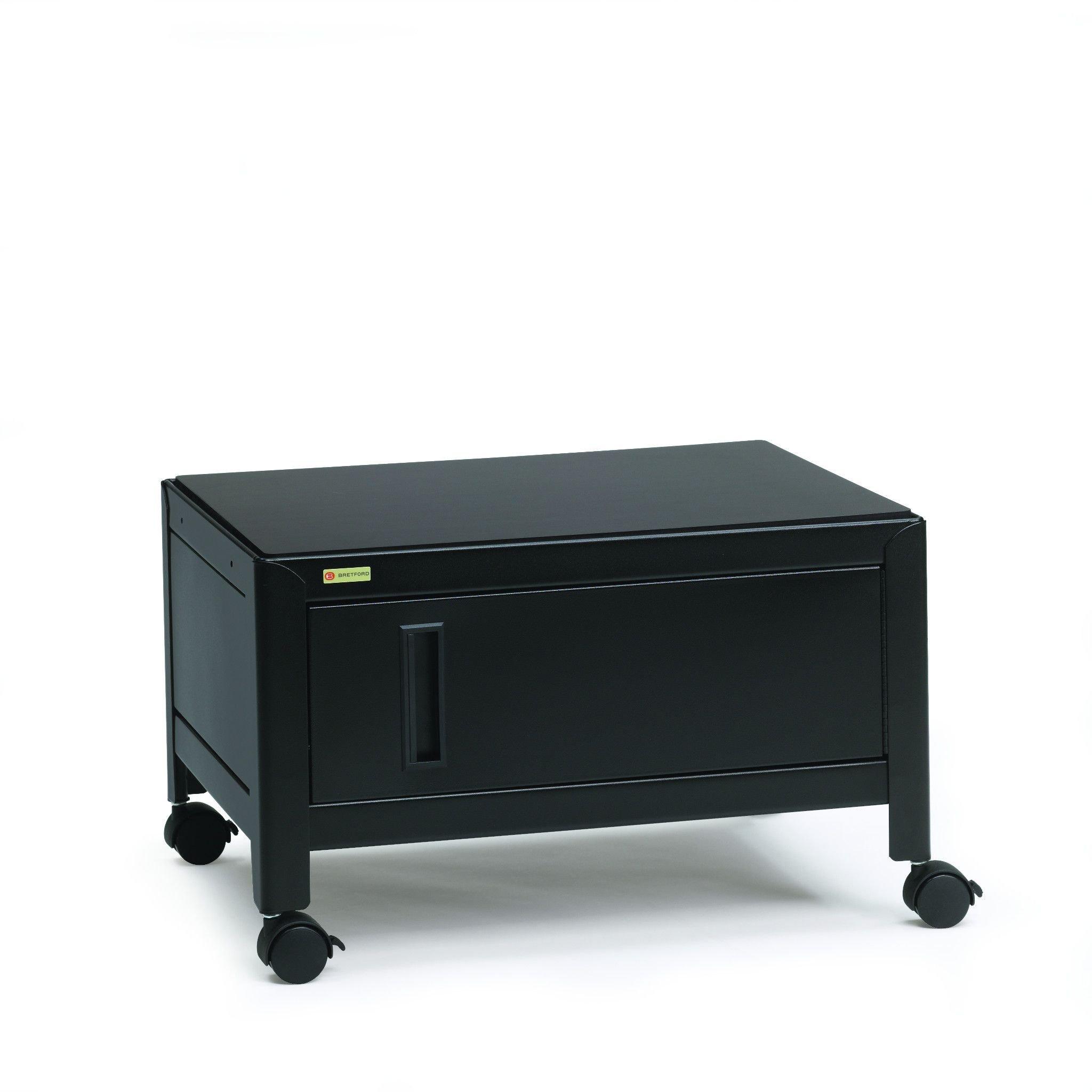 BREC15BK - Bretford C15-BK Tall Printer/Copier Stand