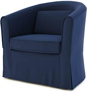 Amazon.com: Easy Fit The Ektorp Tullsta Chair Cover ...