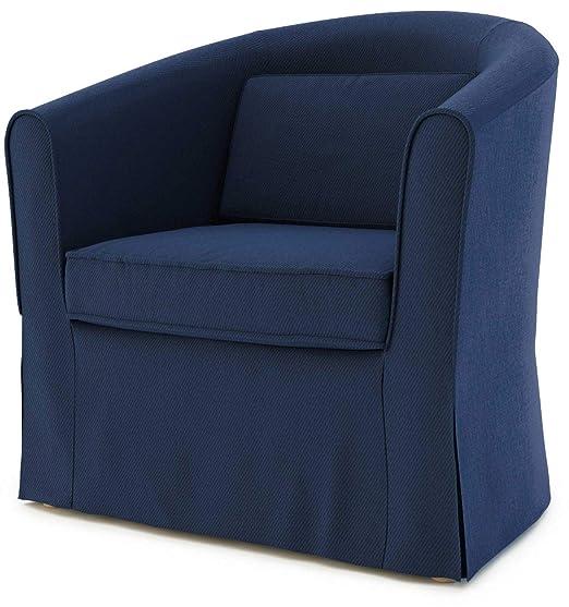 Amazon.com: TLYESD - Funda de algodón para sillón IKEA ...