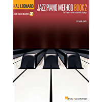 Hal Leonard Jazz Piano Method - Book 2: The Player's Guide to Authentic Stylings book cover