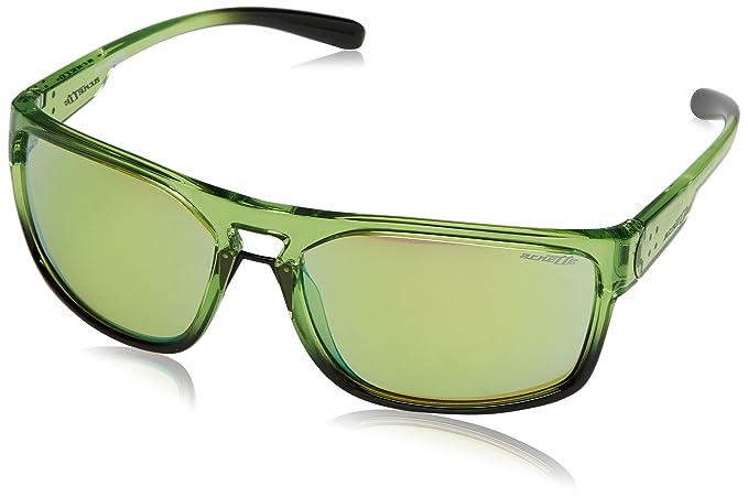 Arnette Brapp, Gafas de Sol para Hombre, Green, 62: Amazon ...