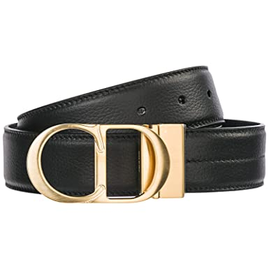 chaussures de sport 172af cd87a Dior CD ceinture homme nero 105 cm: Amazon.fr: Vêtements et ...