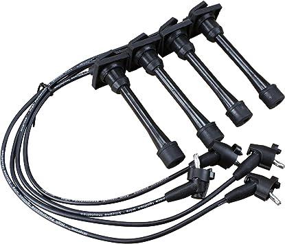 NGK Set Spark Plug Wire Fits Toyota Celica MR2 95 94 93 92 1995 1994 1993 1992