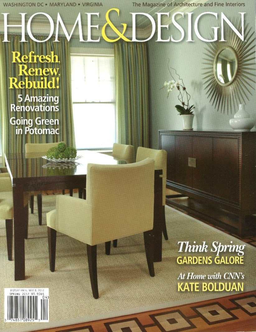 Home & Design Magazine: Amazon.com: Magazines