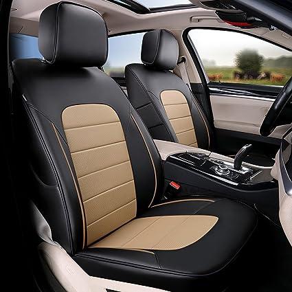 Amazon Com Autodecorun Custom Fit Front Rear Seat Covers