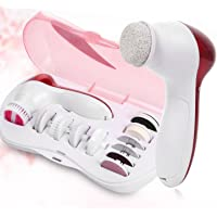 Srxes Face Cleaner Electric Facial Massager (11 in 1 pack)