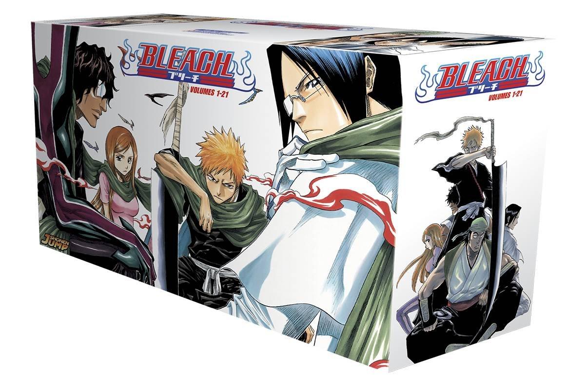 Bleach Box Set (Vol. 1-21) ebook