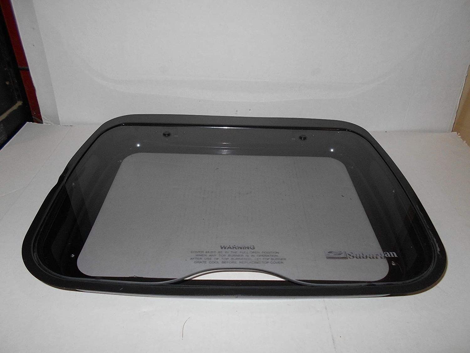 Suburban 2990A Glass Cooktop Cover-3 Burner