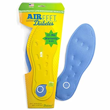 b5745b7ab1a7 Diabetic Neuropathy Shoe Inserts for Heel   Arch Pain Relief and Support -  Plantar Fasciitis Insoles