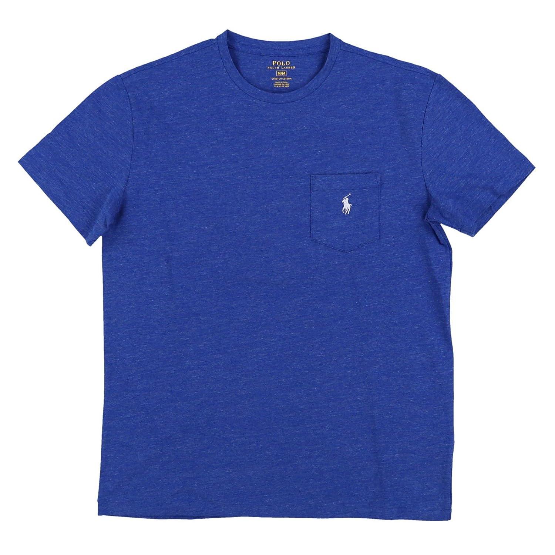 Polo Ralph Lauren Mens Stretch Cotton Pocket T-Shirt