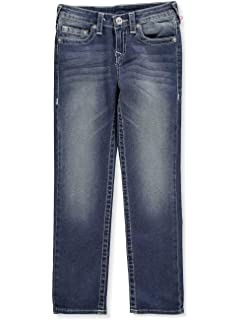 1440e6b91 Amazon.com: True Religion Kids Mens Geno Super T Jeans in Tarnished ...