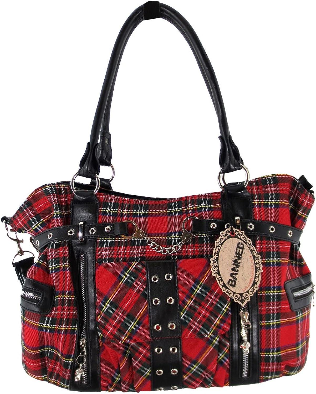 Tartan purse