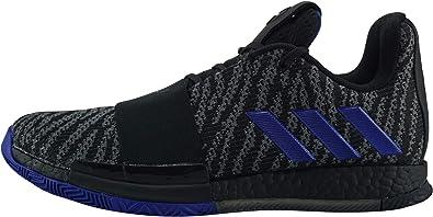 Zapatilla Adidas Baloncesto Harden Vol. 3 Black Active Blue ...