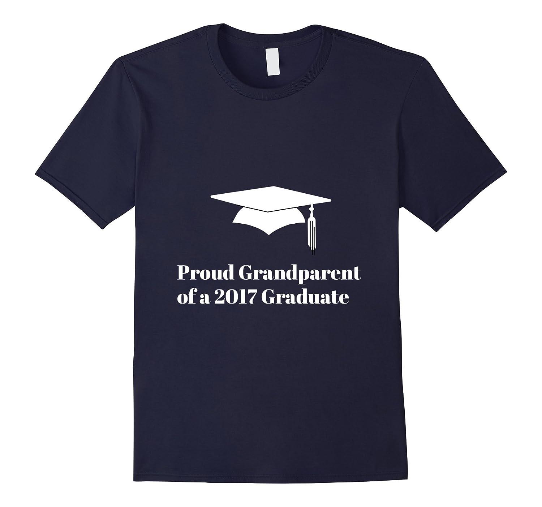 2017 Graduation shirt for Grandma and Grandpa-CD