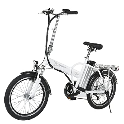 Onway Folding Electric Bicycle Review