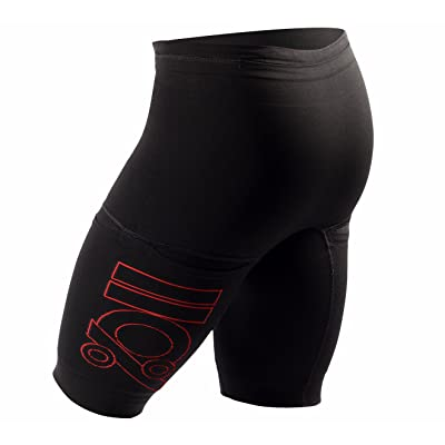 110% Play Harder TRANSFORMER SHORT for Relief of hip & glute pain, ITBand Syndrome, and strained leg muscles
