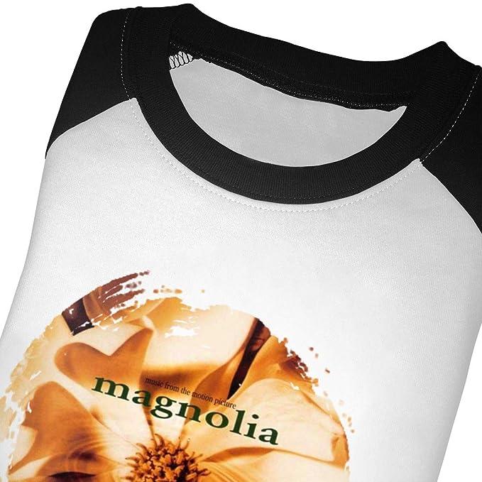 Clothing & Accessories Activewear BowersJ Aimee Mann Magnolia Mens T Shirt Black