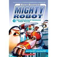 Ricky Ricotta's Mighty Robot vs. The Unpleasant Penguins from Pluto (Ricky Ricotta's Mighty Robot #9) (9)