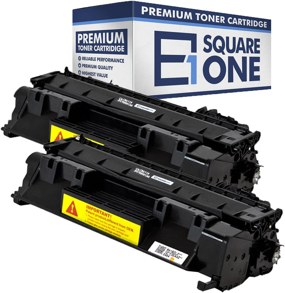 Black, 10-Pack eSquareOne Compatible Toner Cartridge Replacement for Canon 119 3479B001AA