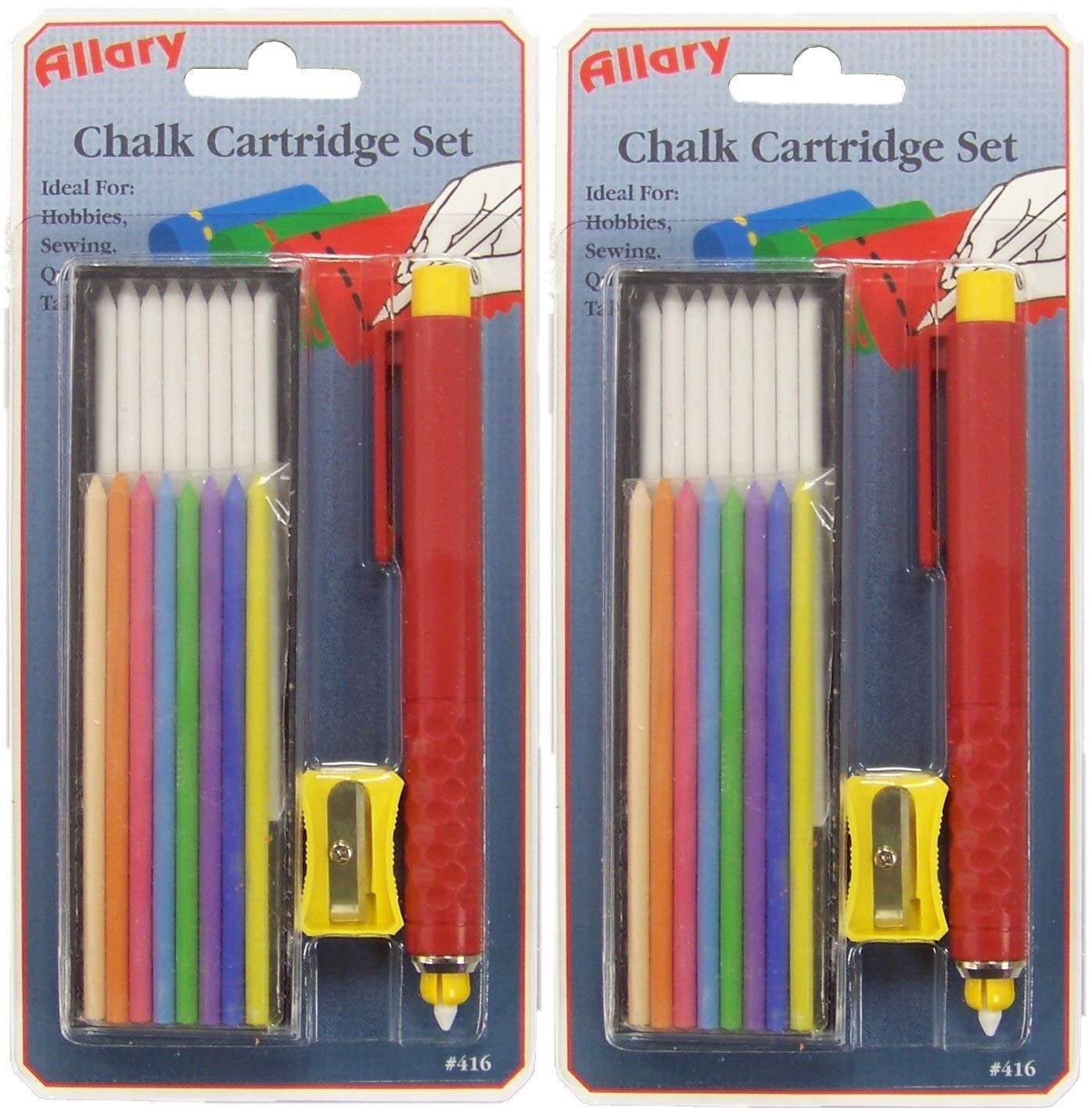 Allary Chalk Cartridge Set (Вundlе оf Тwо) by Allary