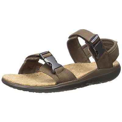 Teva Men's Terra-Float Universal Lux Leather Sandal | Sport Sandals & Slides