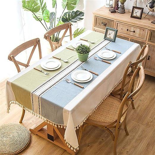 XPY-Table decoration Caminos de Mesa Manteles de Mesa Mantel de ...