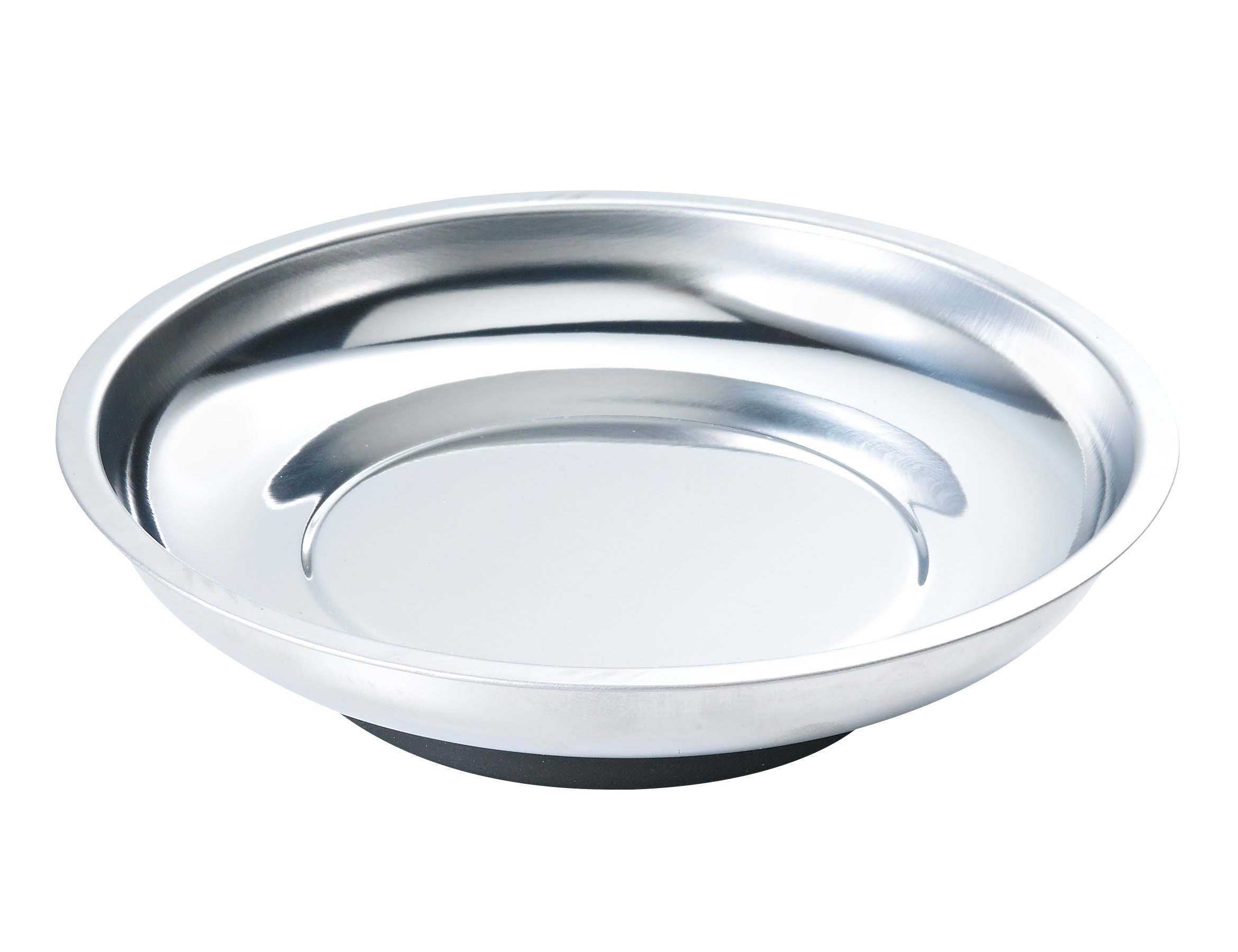 Arsenal 5925 Magnetic Tray Organizer, 6 inch, Round, Stainless