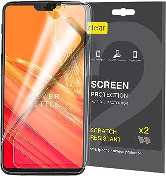 Olixar Protector de Pantalla OnePlus 6 / Película Protectora ...