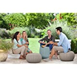 Keter Cozy Urban 3 pc. Nesting Conversation Set