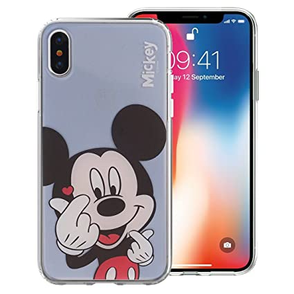 mickey mouse iphone xs max case