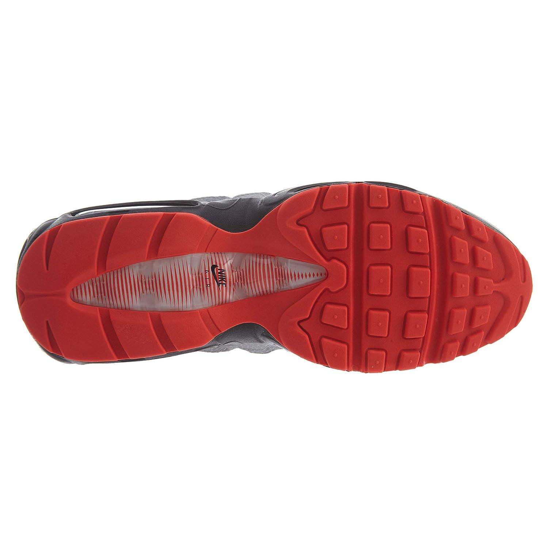 0335527351919 Amazon.com | Nike Women's Air Max 95 Essential White/Bright  Crimson-Black-Pure Platinum 749766-112 | Road Running