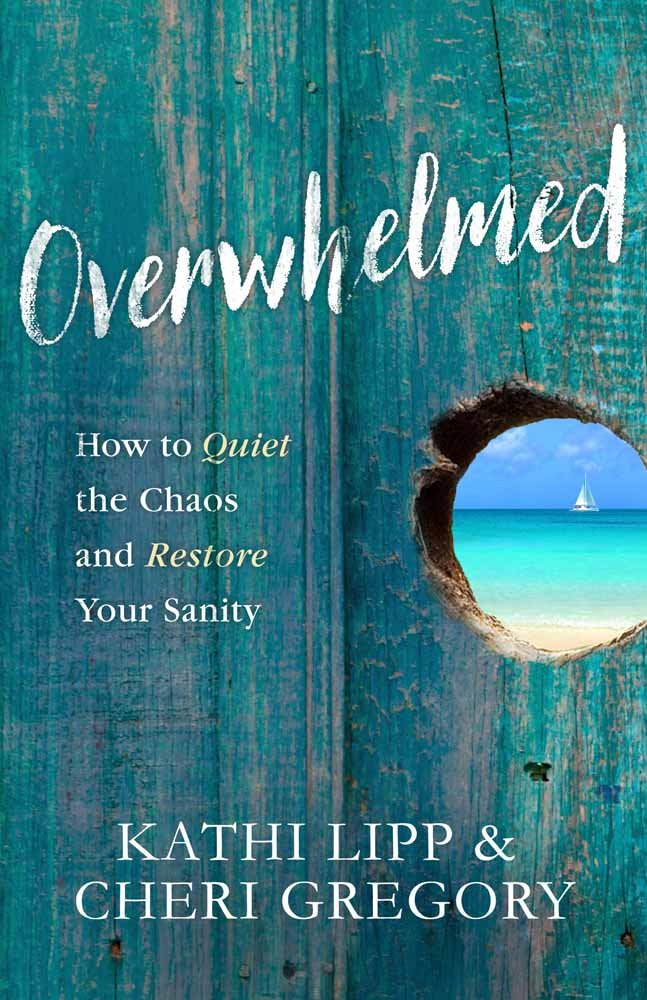 Read Online Overwhelmed: How to Quiet the Chaos and Restore Your Sanity PDF