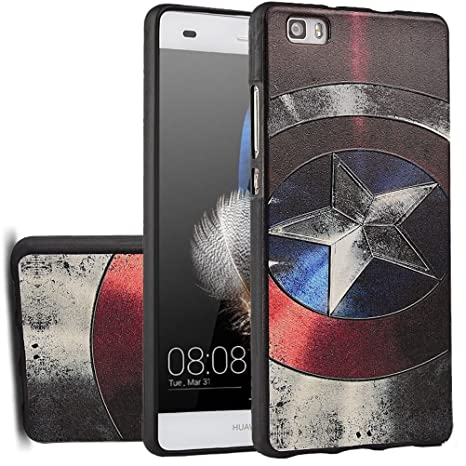 coque huawei p8 lite capitaine