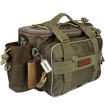 Image result for YOGAYET Fishing Tackle Bag