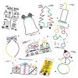 WikkiStix Holiday Fun Favors, Pack of 50