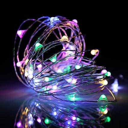 Ehome 100 LED string lights 33ft/10m Starry Fairy String Light