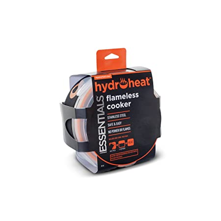Hydroheat Flameless Cooker 30 oz